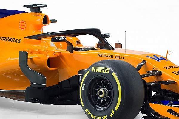 Formule 1 Diaporama Photos - Les détails de la McLaren MCL33