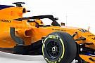 A McLaren látványos videón járja körbe az MCL33-at