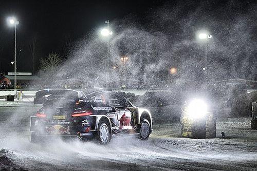 Fotogallery WRC: la prima tappa del Rally di Svezia 2018