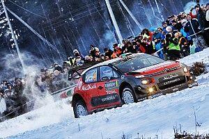 فريق أبوظبي العالمي للراليات يخوض منافسات رالي السويد مع ثلاث سيارات