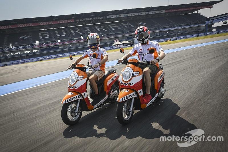 Le MotoGP arrive en terre inconnue à Buriram