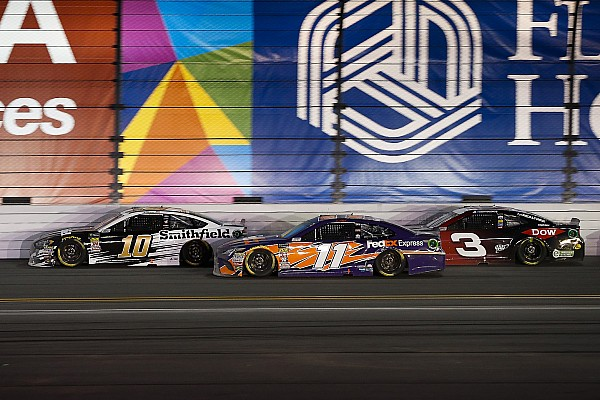 NASCAR Cup Special feature Roundtable: Was Dillon's last-lap contact with Almirola a dirty move?