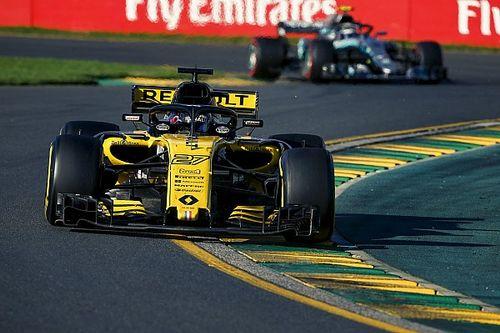 Renault mehr unter Druck: Willkommen bei den Big Boys!