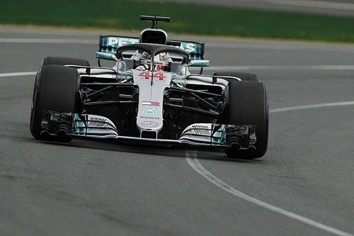 'Party' engine mode not behind Q3 leap, says Hamilton