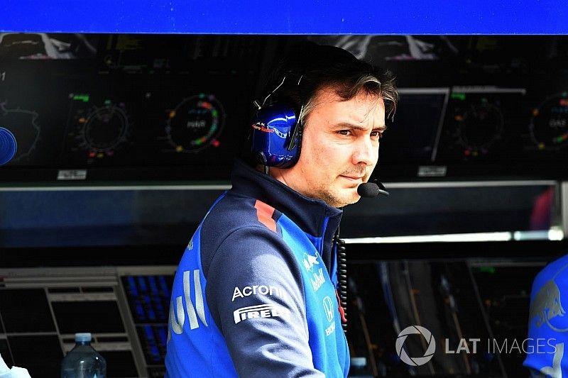 McLaren se lleva al jefe técnico de Toro Rosso