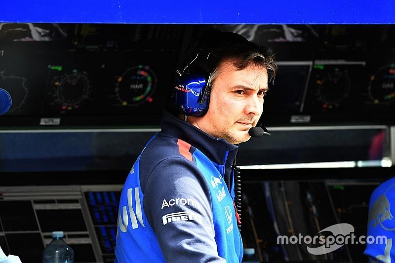 Geen opvolger voor technisch directeur Key bij Toro Rosso