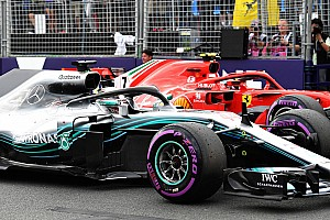 Formula 1 Top List Australian GP: Starting grid in pictures