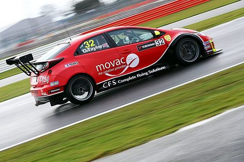 UK: Taylor cambia a Brands Hatch, pronta la nuova Honda