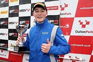 Ф3 Новость Монгер поднялся на подиум по итогам первой гонки сезона британской Ф3