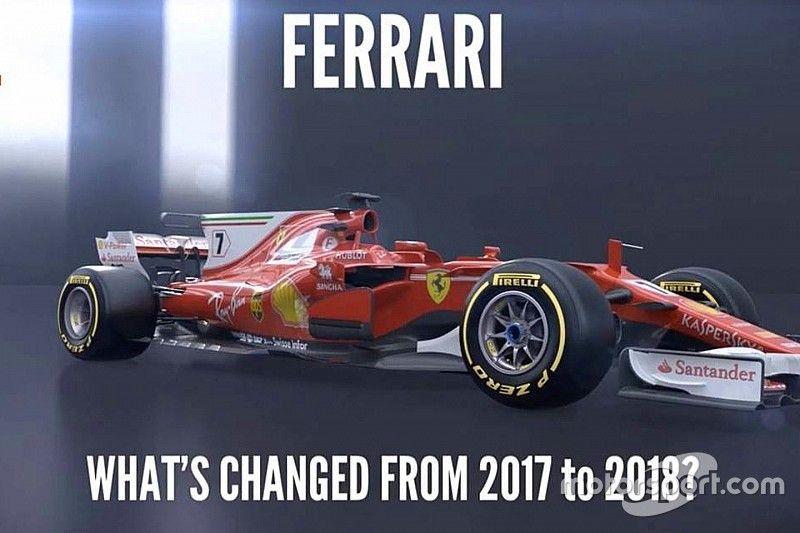 Vídeo: así ha hecho Ferrari un coche rival de Mercedes