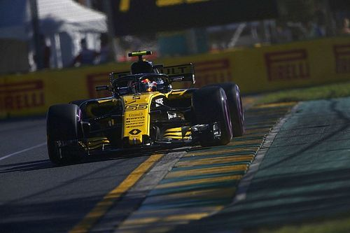 Sainz déçu de voir Renault derrière Haas