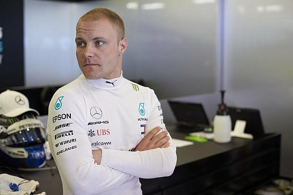 Formula 1 Breaking news Wolff doesn't want Bottas to feel pressure after crash