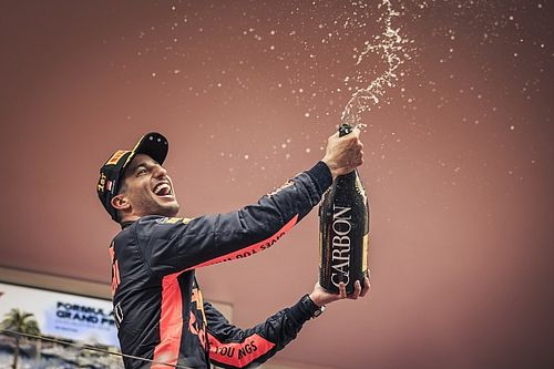 A Red Bull 57 győzelme a Forma-1-ben