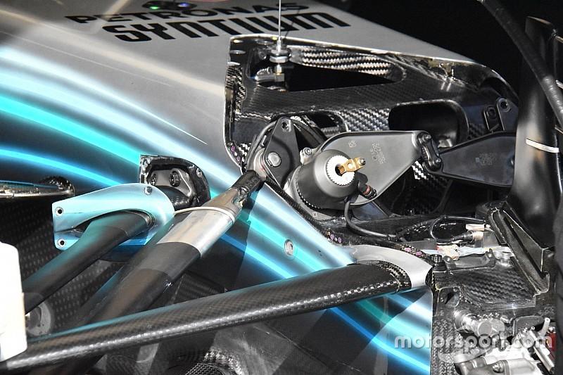 Mercedes, Monaco özel süspansiyonlardan klasik süspansiyonlara döndü