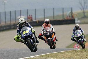 A Forma-1 rajongói motogp-s versenyeket akarnak látni
