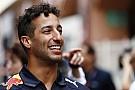 Daniel Ricciardo élu