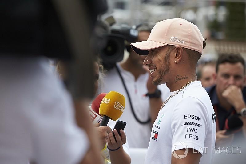 Hamilton'ın yeni sözleşmesiyle ilgili belirsizlik sürüyor