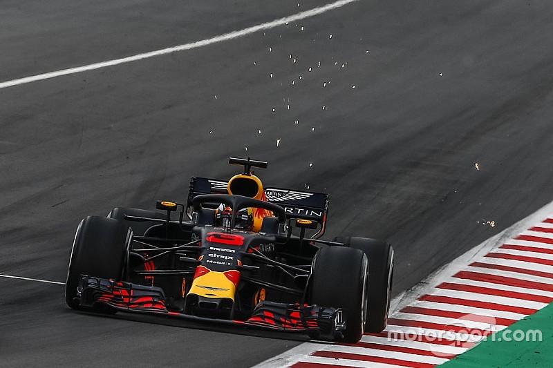 Ricciardo, aradaki fark nedeniyle hayal kırıklığı yaşıyor