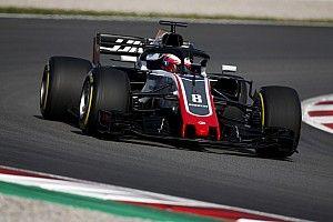 Barcelona sezon içi testi 1. Gün: Sabah bölümünde lider Grosjean