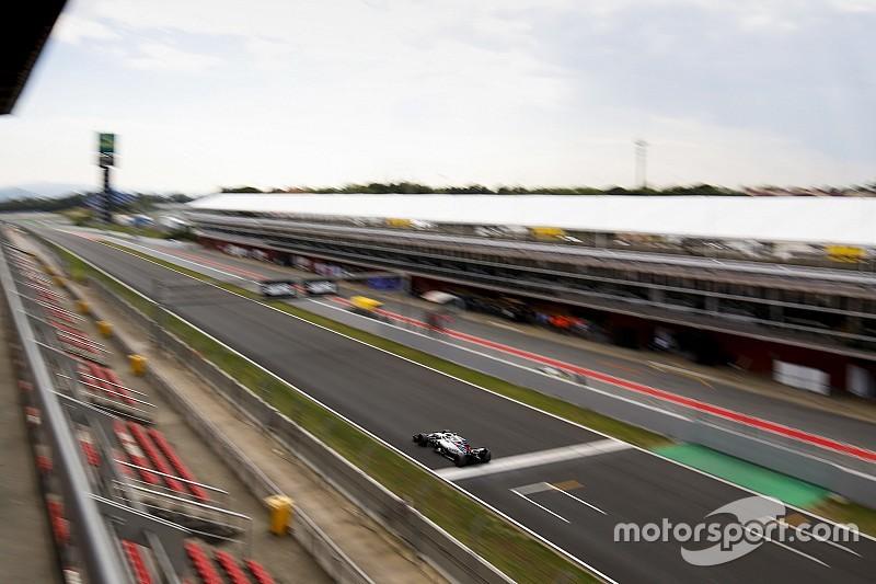 حلبة برشلونة تستضيف التجارب الشتويّة للفورمولا واحد في 2019