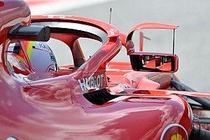 Ferrari told to remove halo winglets for Monaco