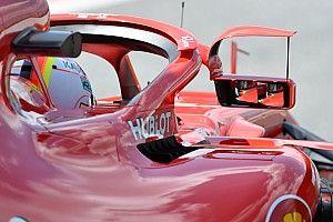Конструкцию зеркал Ferrari признали незаконной. А что у других команд?