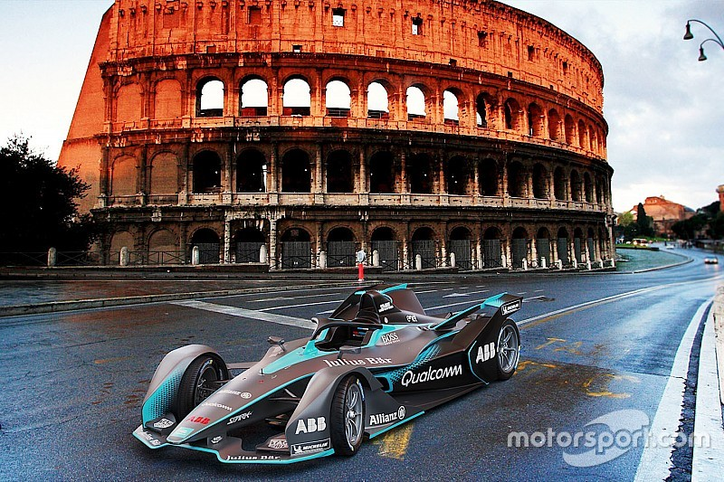 New Formula E car capable of more than 300km/h