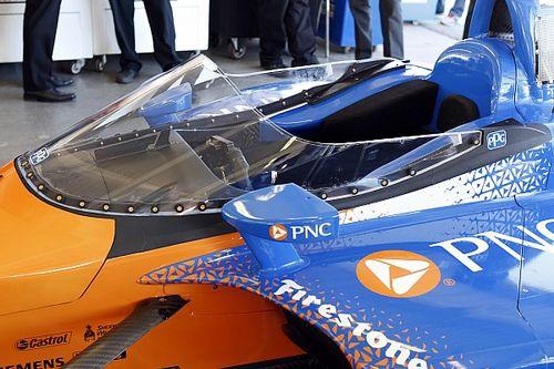 IndyCar-Serie testet Cockpitschutz in Indianapolis