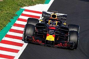 Tes Barcelona II: Ricciardo puncaki sesi pagi, McLaren bocor oli