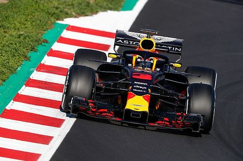 Ricciardo dice que Red Bull está en el mejor nivel que haya visto