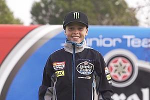 Geral Últimas notícias Aos 13 anos, Diogo Moreira vai disputar Moto4 espanhola