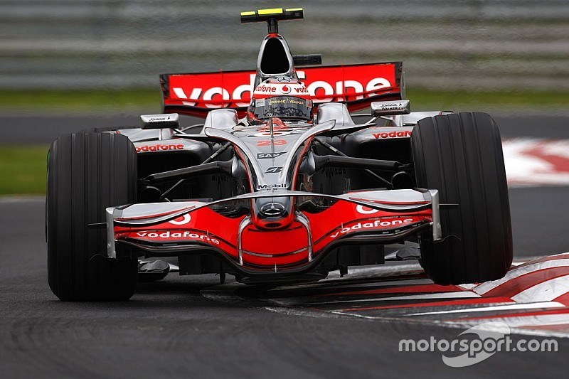 The car that last took McLaren to greatness