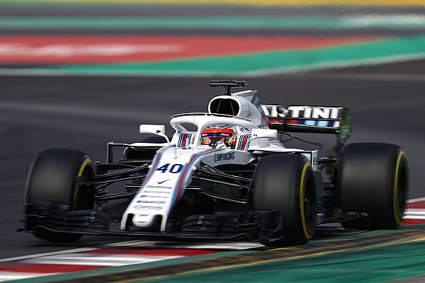 Kubica sacrifices final day of testing for Stroll