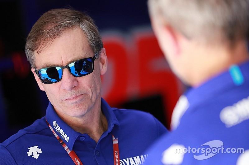 """Yamaha-baas Jarvis: """"Hoop dat Oostenrijk het dieptepunt was"""""""