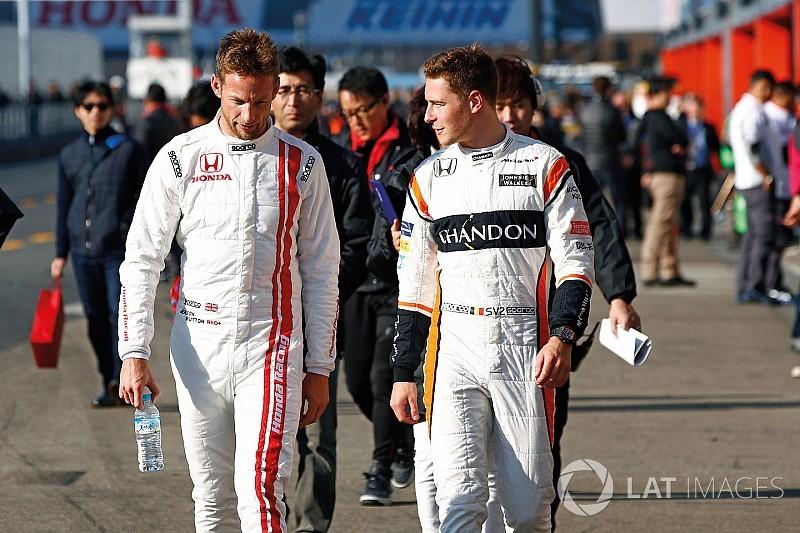 McLaren F1 stars' final Honda hurrah