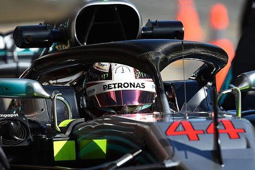 "Hamilton : Le chrono de Vettel ""ne veut rien dire"""