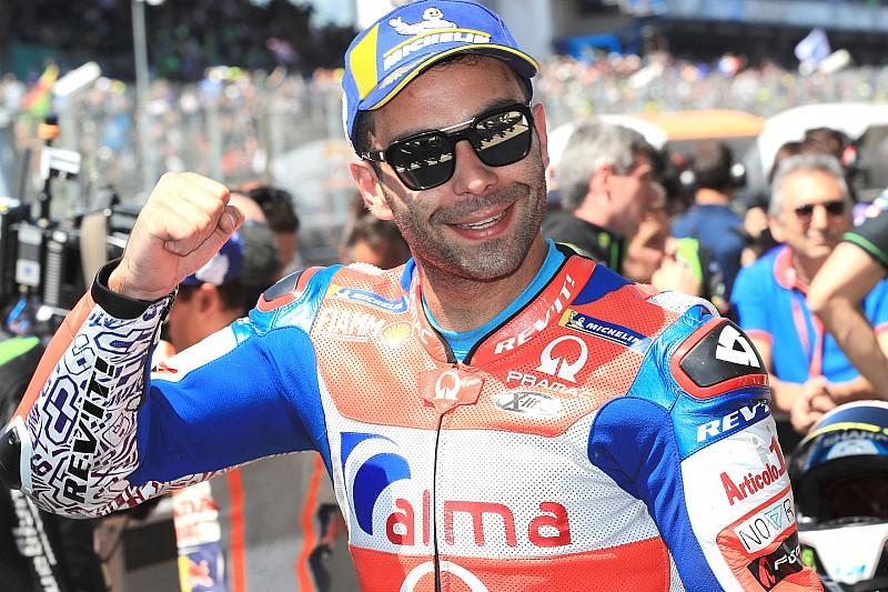 "Petruccis harter Weg zu Ducati: ""Realisiere es erst in Valencia"""