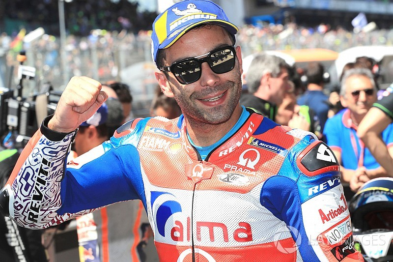"""Petrucci: """"Nel 2019 l'obiettivo è rimanere in Ducati, ma non dipende da me"""""""