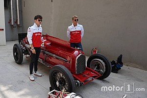 Auto Actualités Photos - Alfa Romeo brille de mille feux aux Mille Miglia