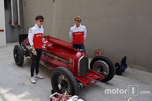 Photos - Alfa Romeo brille de mille feux aux Mille Miglia