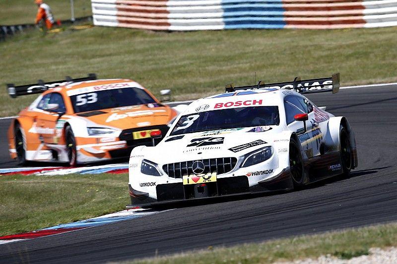 Gran pole para Di Resta en Hungría con Dani Juncadella sexto
