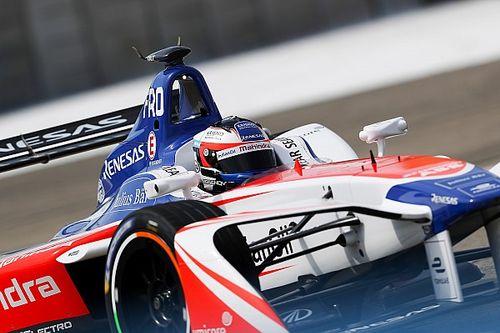 Zürih ePrix: İkinci antrenmanda Rosenqvist ilk sırada