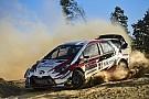 WRC Lappi perd sa quatrième place au Portugal