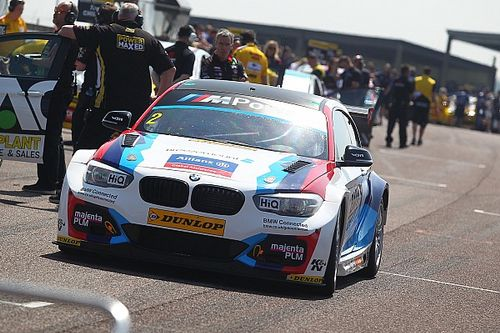 Oulton Park BTCC: Turkington takes points lead with win