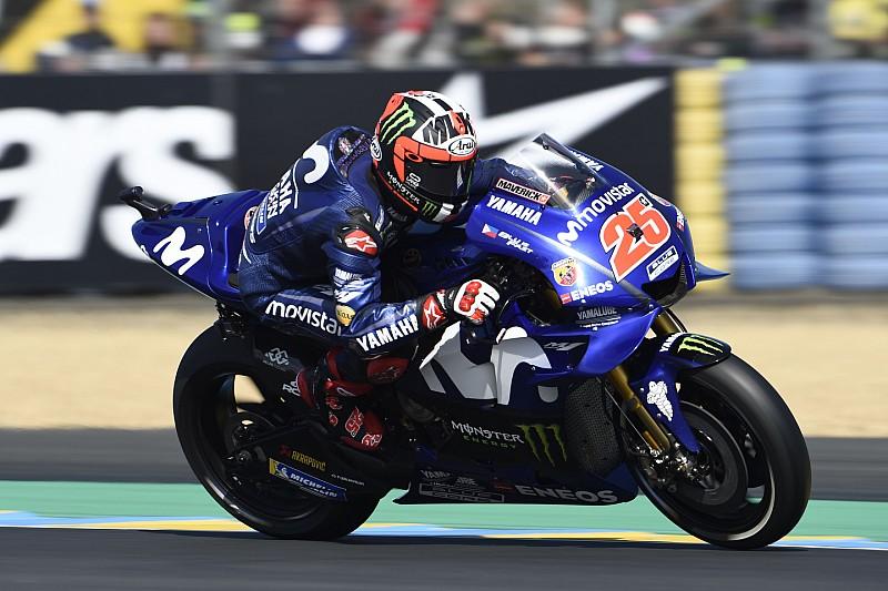 Гран Прі Франції: Віньялес виграв третю практику з абсолютним рекордом траси