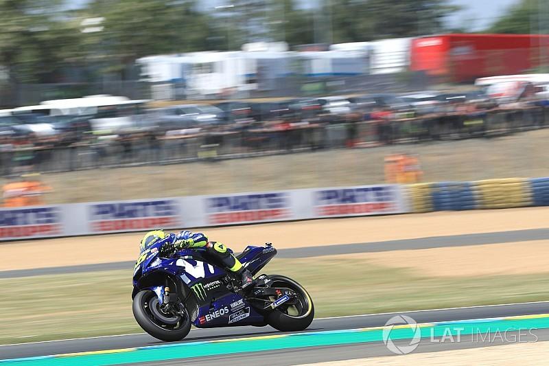 "Rossi: ""A la Yamaha le gusta esta pista"""