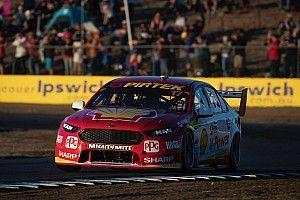 Ipswich Supercars: McLaughlin takes 10th season pole