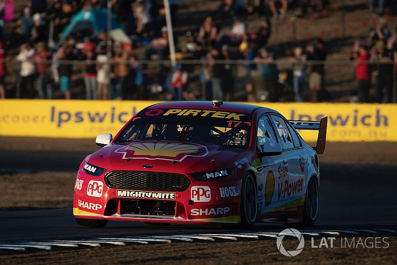 Ipswich Supercars: McLaughlin takes 10th season pole