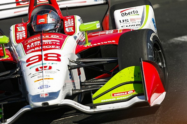 Andretti's fuel issue was our fault, says Herta