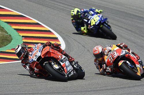 Pilotos da MotoGP pedem férias de verão mais longas